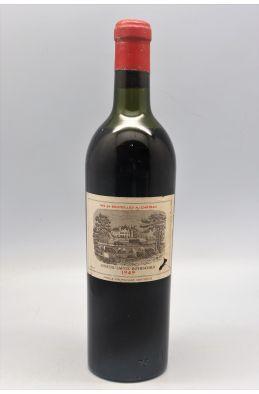 Lafite Rothschild 1949 -15% DISCOUNT !