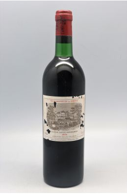 Lafite Rothschild 1975 -5% DISCOUNT !