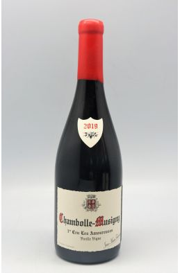 Fourrier Chambolle Musigny 1er cru Les Amoureuses 2019
