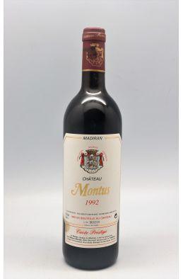 Montus Madiran Cuvée Prestige 1992 - PROMO -10% !