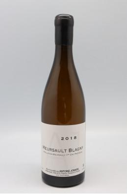 Antoine Jobard Meursault 1er cru Blagny 2018