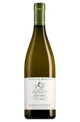 Besson Givry cuvée Amélie 2018 blanc