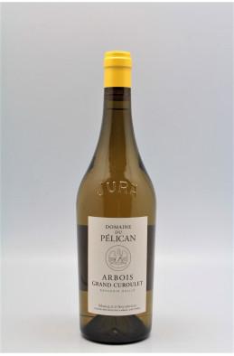 Domaine du Pélican Arbois Savagnin Ouillé Grand Curoulet 2019