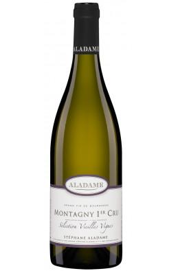 Aladame Montagny 1er cru Sélection Vieilles Vignes 2018