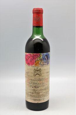 Mouton Rothschild 1970 - PROMO -10% !