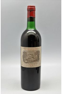Lafite Rothschild 1973 - PROMO -5% !