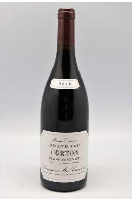 Méo Camuzet Corton Clos Rognet 2016