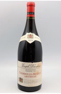 Joseph Drouhin Chambolle Musigny 1er cru Amoureuses 1999 Magnum - PROMO -5% !
