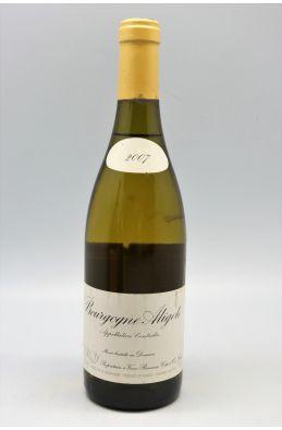 Leroy SA Bourgogne Aligoté 2007 - PROMO -5% !