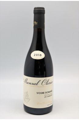 Manuel Olivier Vosne Romanée Les Damaudes 2018