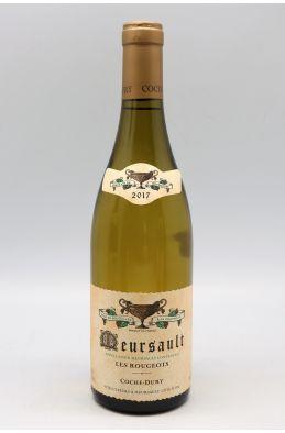 Coche Dury Meursault Rougeots 2017
