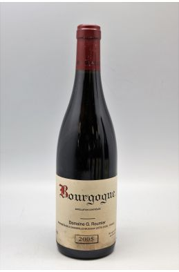 Georges Roumier Bourgogne 2005