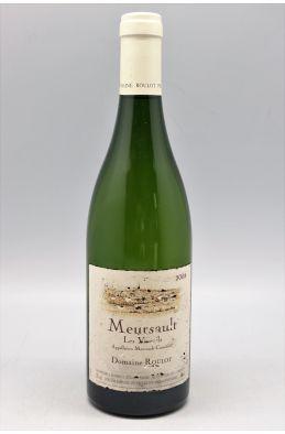 Jean Marc Roulot Meursault Les Vireuils 2008 - PROMO -5% !