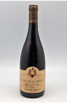 Ponsot Clos de la Roche Vieilles Vignes 2010