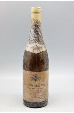 Ramonet Chassagne Montrachet 1er cru Boudriotte 2002 blanc - PROMO -10% !