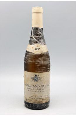 Ramonet Chassagne Montrachet 1er cru Boudriotte 2005 blanc