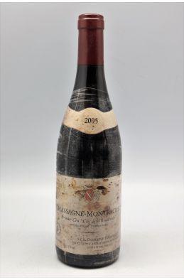 Ramonet Chassagne Montrachet 1er cru Clos de la Boudriotte 2005 rouge - PROMO -5% !