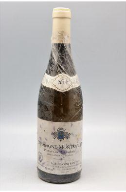 Ramonet Chassagne Montrachet 1er cru Les Ruchottes 2012 - PROMO -10% !