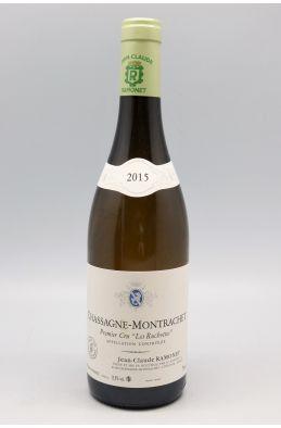 Ramonet Chassagne Montrachet 1er cru Les Ruchottes 2015
