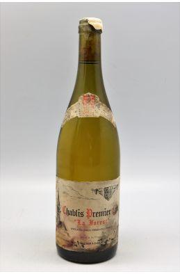 Vincent Dauvissat Chablis 1er cru Forest 2005 - PROMO -10% !