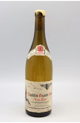 Vincent Dauvissat Chablis Grand cru Les Clos 2009 - PROMO -5% !