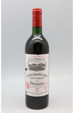 Grand Puy Lacoste 1985 - PROMO -5% !