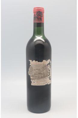 Lafite Rothschild 1965 - PROMO -20% !