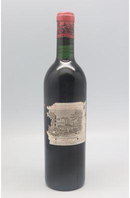 Lafite Rothschild 1965 - PROMO -15% !