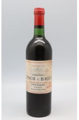 Lynch Bages 1974 -5% DISCOUNT !