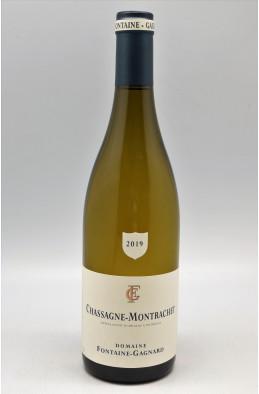 Fontaine Gagnard Chassagne Montrachet 2019 blanc
