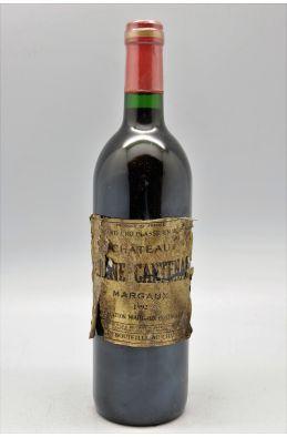 Brane Cantenac 1992 - PROMO -15% !