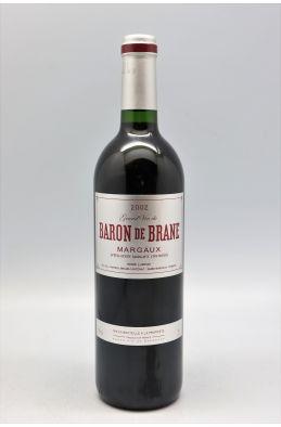 Baron de Brane 2002