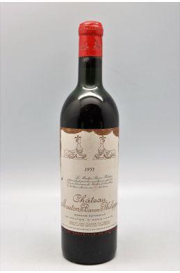 Mouton Baron Philippe 1955 - PROMO -15% !