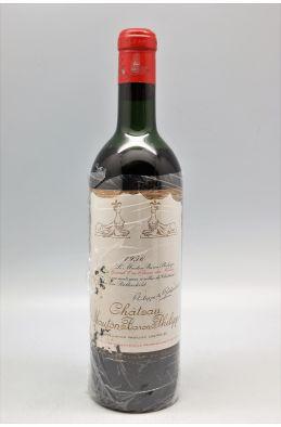 Mouton Baron Philippe 1956 - PROMO -15% !