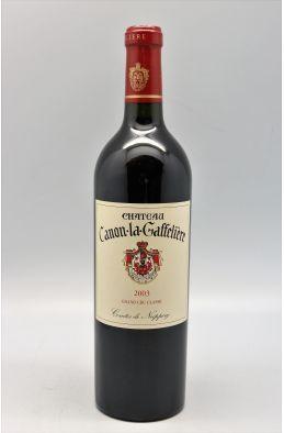 Canon La Gaffelière 2003