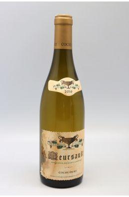 Coche Dury Meursault 2016 - PROMO -5% !