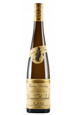 Weinbach Alsace Grand cru Riesling Schlossberg Cuvée Ste Catherine 2019