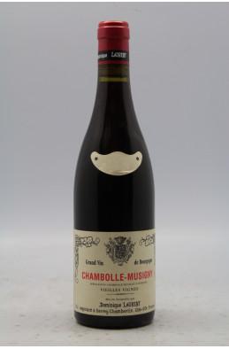 Dominique Laurent Chambolle Musigny Vieilles Vignes 2019