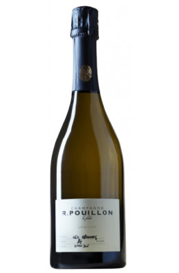 R. Pouillon Extra Brut Nature Grand Cru Les Valnons 2014