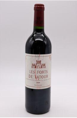 Forts de Latour 2004 - PROMO -10% !