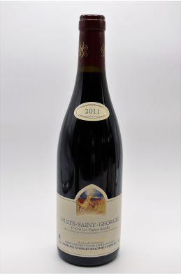 Mugneret Gibourg Nuits Saint Georges 1er cru Aux Vignes Rondes 2011