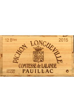 Pichon Longueville Comtesse de Lalande 2015