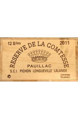Réserve de la Comtesse 2011