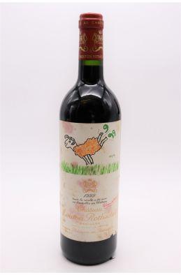 Mouton Rothschild 1999 - PROMO -10% !