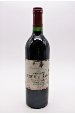 Lynch Bages 1987 - PROMO -10% !