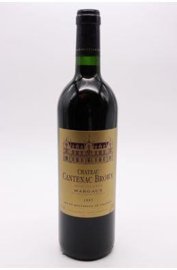 Cantenac Brown 1997