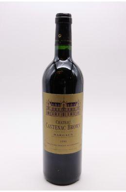 Cantenac Brown 1996