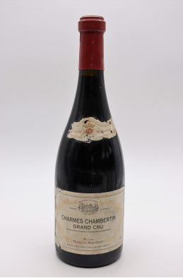 François Martenot Charmes Chambertin 1999 - PROMO -10% !