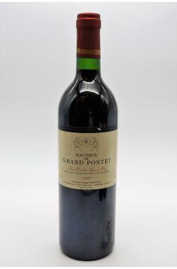 Dauphin de Grand Pontet 1993