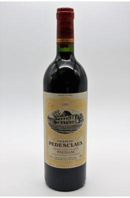 Pédesclaux 1995